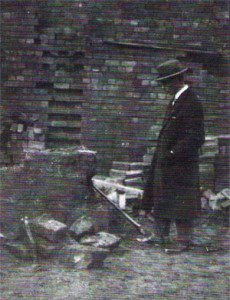AL Armstrong onsite in 1927